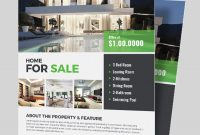 Professional Real Estate Flyer Templates in Real Estate Brochure Templates Psd Free Download