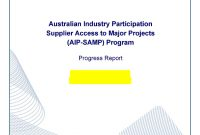 Progress Report Template In Word And Pdf Formats intended for Progress Report Template Doc