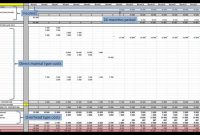 Project Liquidity Plan Template  Youtube throughout Liquidity Report Template
