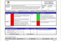 Project Management Template Status Ort Excel Free  Smorad intended for Project Manager Status Report Template