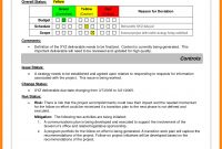 Project Status Report Template Excel Download Monthly Best Update with regard to Daily Status Report Template Xls
