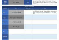 Project Status Report Templates Word Excel Ppt ᐅ Template Lab regarding Development Status Report Template