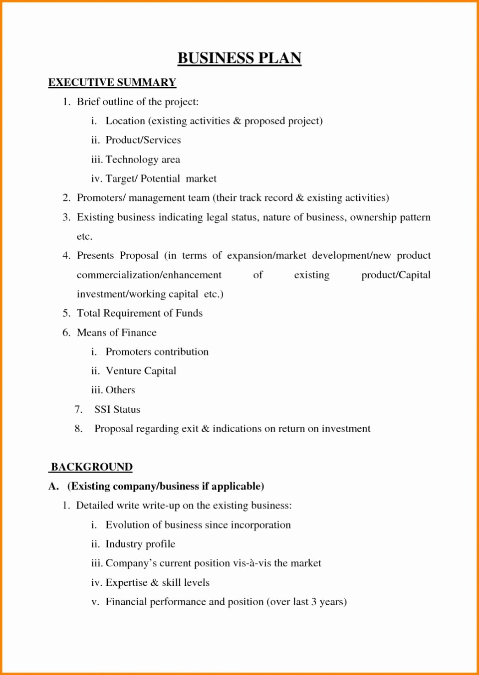Proposal Siness Plan Template Awesome House Cleaning Services Throughout Business Plan Template For Service Company