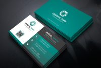 Psd Business Card Template On Behance for Psd Name Card Template