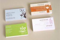 Psd Business Card Template  Standard Size Photoshop Templates in Business Card Size Template Psd