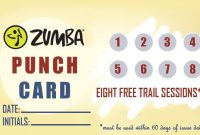 Punch Card Templates  For Every Business Boost Customer intended for Business Punch Card Template Free