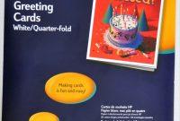 Quarter Fold Card Templates  Psd Ai Eps  Free  Premium Templates in Quarter Fold Card Template