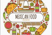 Quesadillas Mexican Food Menu Template  Foodnography within Mexican Menu Template Free Download