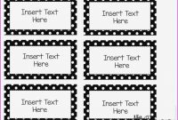 Questions To Ask At Library  Label Maker Ideas Information with Lever Arch Spine Label Template