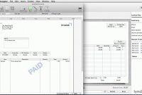 Quickbooks For Mac Tutorial Customizing Invoices And Forms  Lynda within Custom Quickbooks Invoice Templates