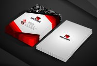 Real Estate Business Card Free Psd Template pertaining to Real Estate Business Cards Templates Free