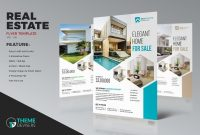 Real Estate Flyer Sbddebcaecfafaa pertaining to Real Estate Brochure Templates Psd Free Download