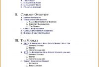 Real Estate Investment Partnership Business Plan Template intended for Real Estate Investment Partnership Business Plan Template