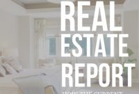 Real Estate Marketing Camp  Real Estate Branding Plan Guide — Real with regard to Real Estate Report Template