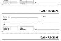 Receipt Template  Fill Online Printable Fillable Blank  Pdffiller within Customizable Blank Check Template