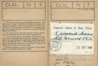 Register  The Wartime National Register  Trace Ww Ancestors intended for World War 2 Identity Card Template