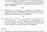 Rent To Own Agreement Template Housing Rental Agreement Template in Corporate Housing Lease Agreement Template