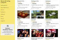Responsive Directory Theme   Yellow Pages WordPress Business for Business Listing Website Template