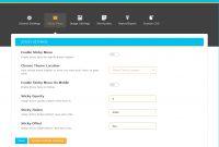 Responsive Mega Menu Plugin For WordPress  Wp Mega Menu Pro throughout WordPress Custom Menu Template