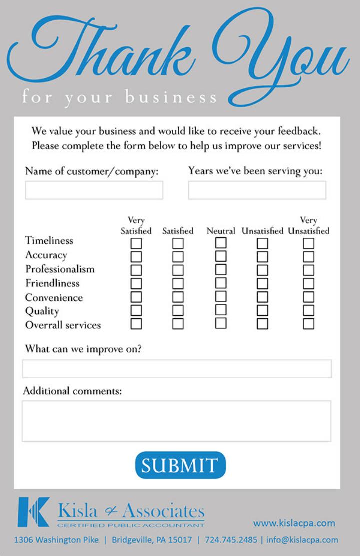 Restaurant Customer Comment Card Templates  Designs  Psd Ai Within Restaurant Comment Card Template