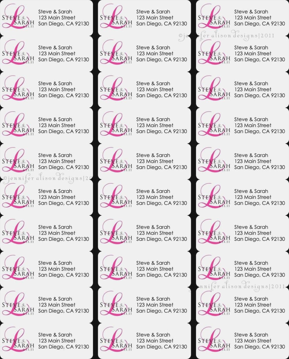 Return Address Labels Template  Per Sheet Free Guide Address Label For Return Address Labels Template 30 Per Sheet