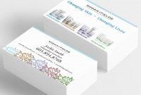 Rodan  Fields Business Card Design Template  Rodan  Fields inside Rodan And Fields Business Card Template