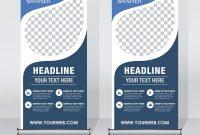 Roller Banner Design Template  Sansurabionetassociats within Pop Up Banner Design Template