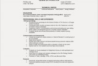 Ross School Of Business Resume Template New  Terrific Copy inside Ross School Of Business Resume Template