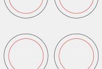 Round Label Template  Per Sheet Unique Free Printable –  Round within 2 Inch Round Label Template
