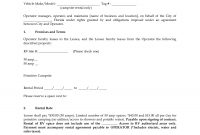 Rv Rentals Camping Trailer Rental Agreement  Mandegar intended for Rv Rental Agreement Template