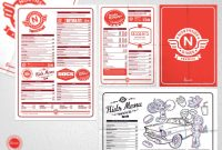 S Diner Menu  Google Search  Restaurant  Diner Menu S within 50S Diner Menu Template