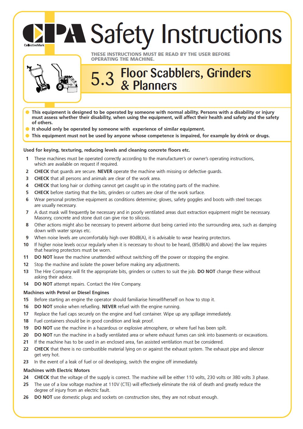 Safety And Technical Publications Inc Order Forms In Cpa Hire Agreement Template