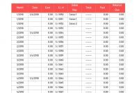 Sales Report Templates –  Monthly And Weekly Sales Report within Monthly Activity Report Template