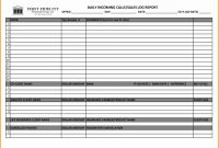 Sales Visit Report Template Or Call Log For Fascinating Ideas in Sales Visit Report Template Downloads