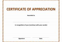 Sales certificate of recognition in Sales Certificate Template