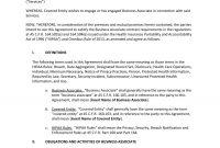 Sample Business Associate Agreement Baa  Arkansas Mutual Medical in Business Associate Agreement Hipaa Template