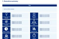 Sample Business Plan  Simple Business Plan Template Ex regarding Mckinsey Business Plan Template