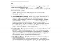 Sample Letter Of Intentwhitecheese  Letter Of Understanding pertaining to Mutual Understanding Agreement Template