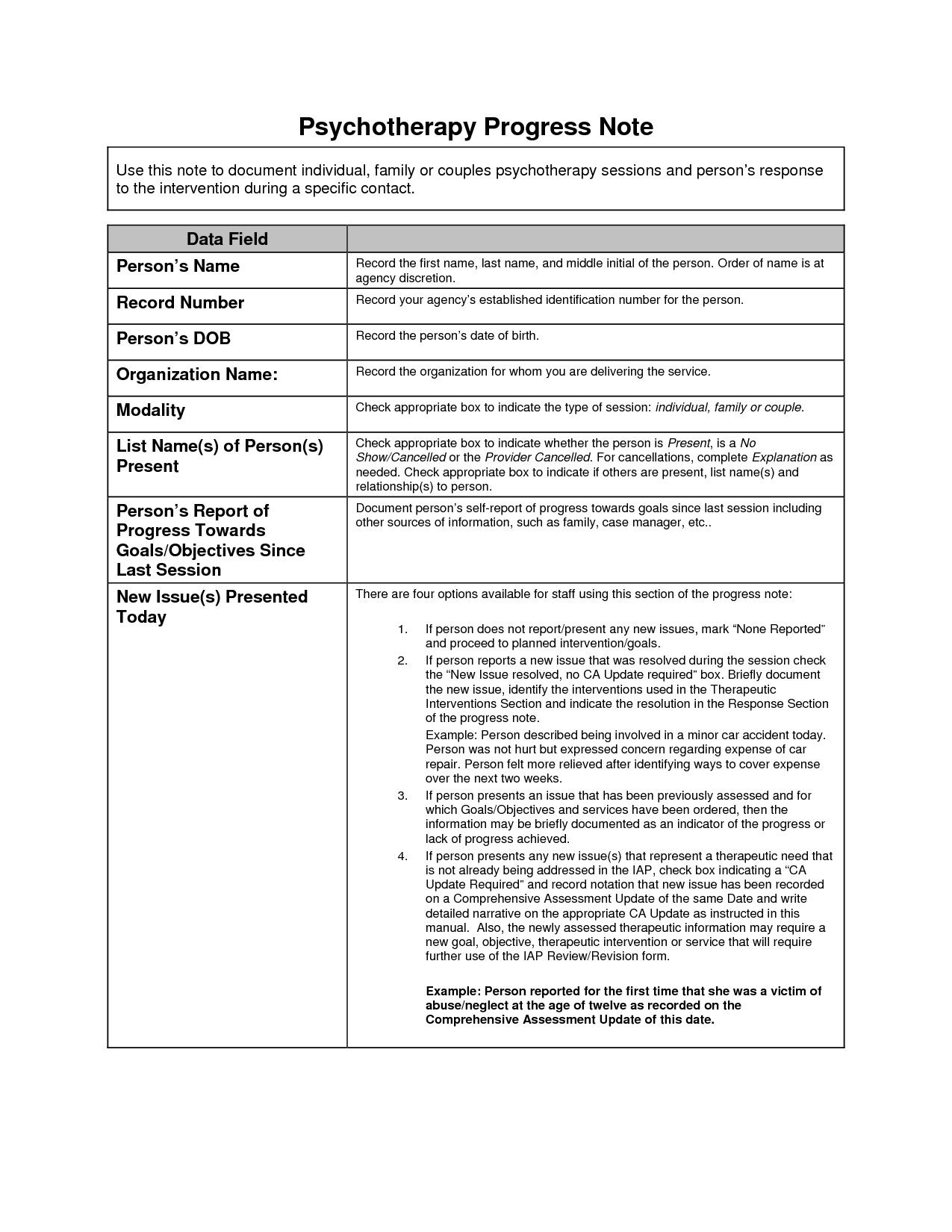Sample Of Psychologist Session Note  Google Search  Professional With School Psychologist Report Template