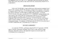 Sample Printable Buyout Agreement  Form  Printable Real Estate inside Buyout Agreement Template