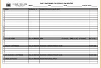 Sample Sales Call Reports Picture Of Report Template Excel Visit with regard to Daily Sales Call Report Template Free Download
