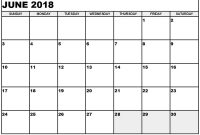 Schedule Template Word Free Activity Calendar June Printable Blank intended for Blank Activity Calendar Template