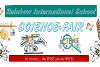 Science Fair Banner  Sansurabionetassociats with Science Fair Banner Template