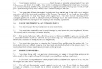 Scotland Summary Of Scottish Secure Tenancy Agreement  Legal Forms for Scottish Secure Tenancy Agreement Template