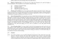 Scottish Secure Tenancy Agreement  Legal Forms And Business with regard to Scottish Secure Tenancy Agreement Template