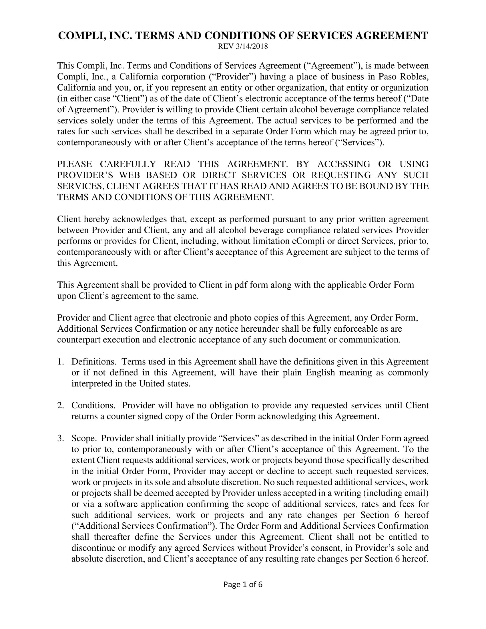 Service Agreement Contract Template Examples  Pdf Word Google In Client Service Agreement Template