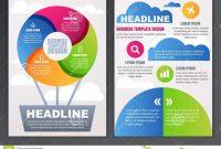 Set Of Vector Design Template For Business Brochure Flyer Pos regarding Online Free Brochure Design Templates