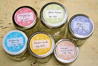 Sets Of Free Canning Jar Labels intended for Canning Labels Template Free
