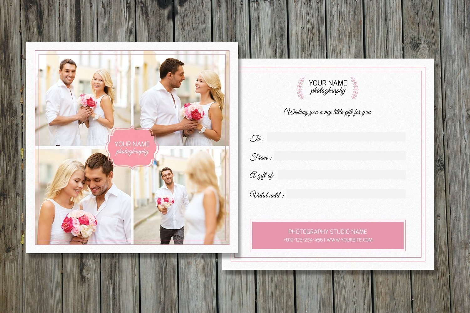 Sfedfefdadb Template Ideas With Free Photography Gift Certificate Template