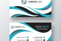 Sided Business Cards  Free Download  Graphicdownloader regarding 2 Sided Business Card Template Word